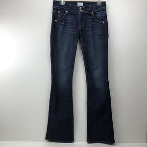 Hudson Dark Wash Bootcut Jeans Size 27